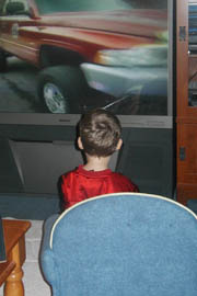 He ASKED To Watch The Show About Trucks. . .His Da